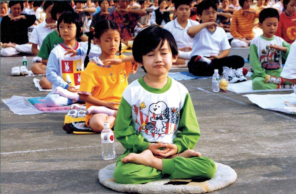 Практиковать Фалуньгун можно в любом возрасте