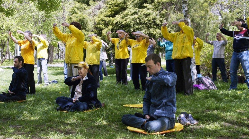Упражнения Фалуньгун это не гимнастика