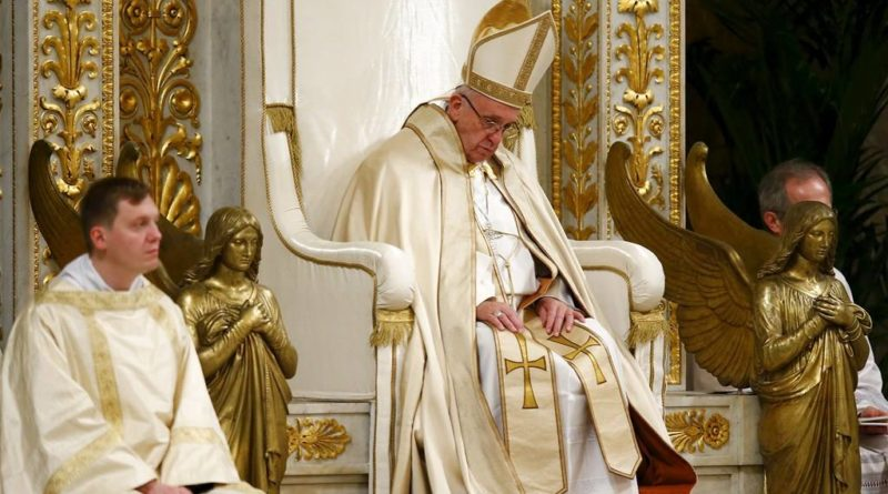 На тему массового насильственного изъятия органов Ватикан решил промолчать