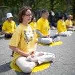 В каком порядке выполнять упражнения Фалуньгун, занимаясь индивидуально