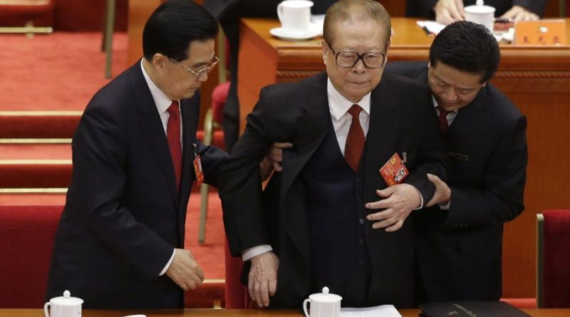 Цзян Цзэминь единолично ответственен за начало репрессий Фалуньгун
