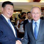 ФСБ поздравило Си Цзиньпина с переизбранием?