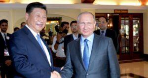 ФСБ поздравило Си Цзиньпина с переизбранием арестом китайского практикующего Фалуньгун