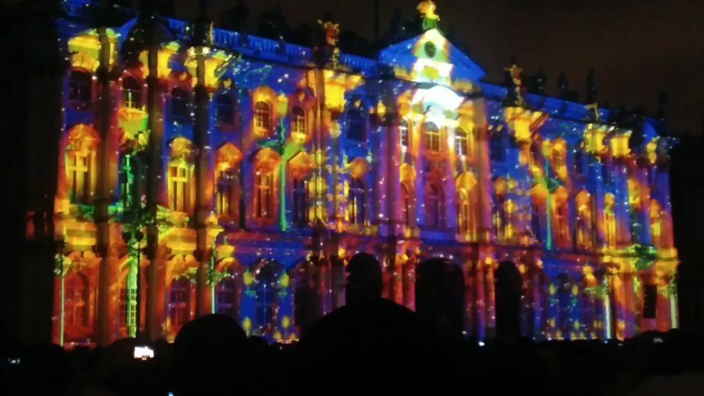 День народного единства 2017 Зимний Дворец