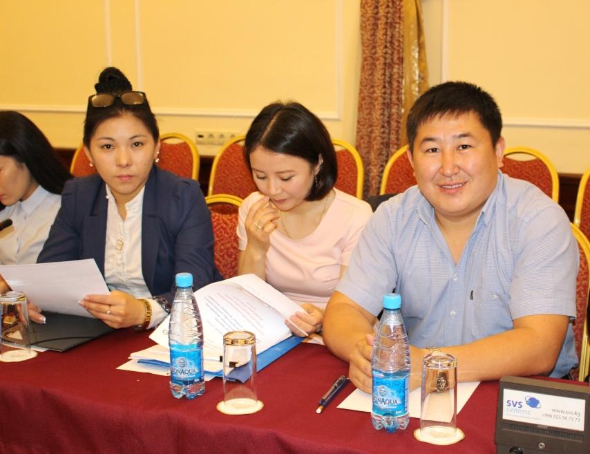 Фалуньгун в Кыргызстане