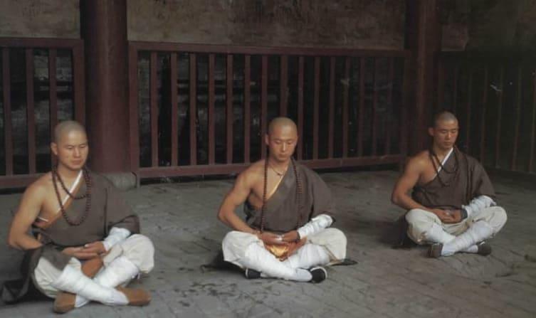 Медитация в Ушу